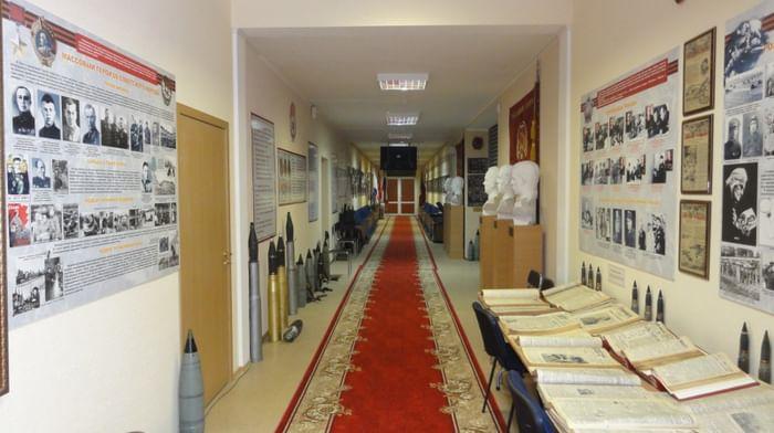 Музей боевой славы 11-й гвардейской общевойсковой Краснознаменной армии