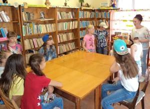 Майская сельская библиотека