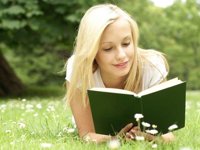Фотоконкурс «Фотография с любимой книгой»