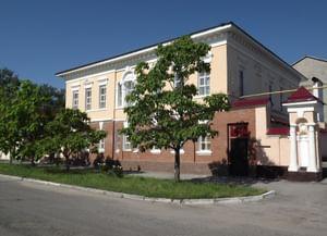 Центр культурно-исторического наследия г. Усмань