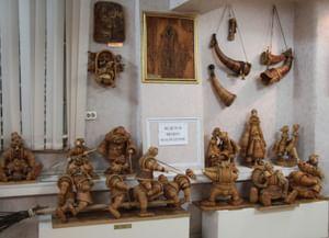 Музей «Сибирская береста»
