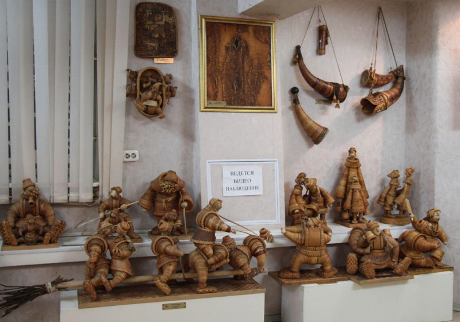новосибирске береста музея в фото сибирская