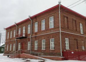 Белозерский областной краеведческий музей