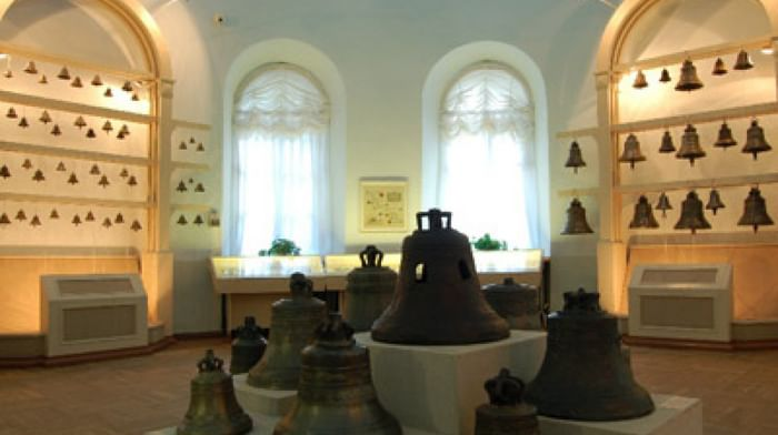 Музей колоколов г. Валдай