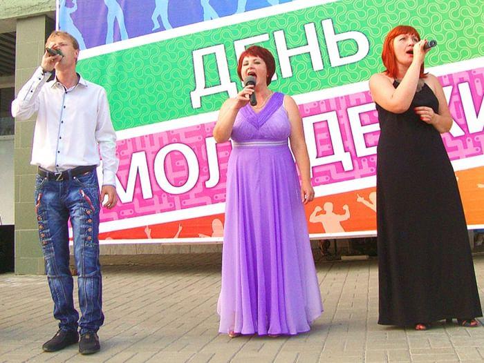 Концерт «Наше будущее – в наших руках!»