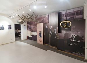 Музей петербургского авангарда (Дом М. В. Матюшина)