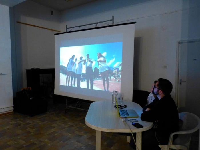 Встреча «Технология города: как превратить городскую среду в холст»