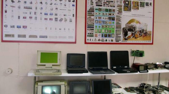 Музей компьютерной техники «Кибер-музей» в г. Муром