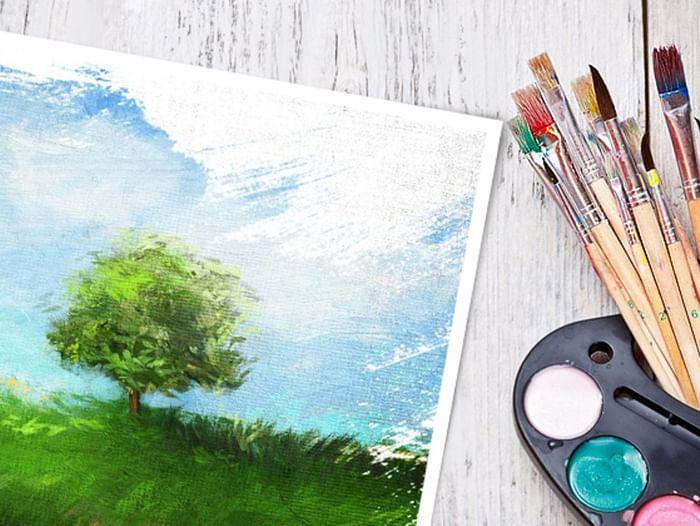 Мастер-класс по рисованию «Древо жизни»