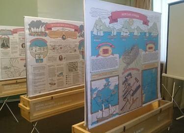 Встреча в рамках проекта «Маршрутами Великой Северной экспедиции»