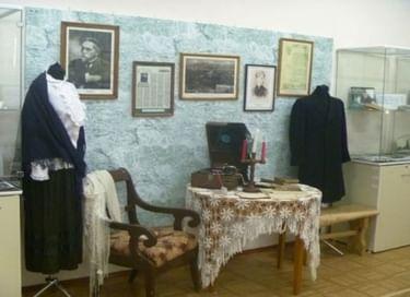 Выставка «Сафонов: жизнь и творчество»