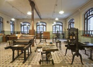Государственный музей истории Санкт-Петербурга, Музей печати
