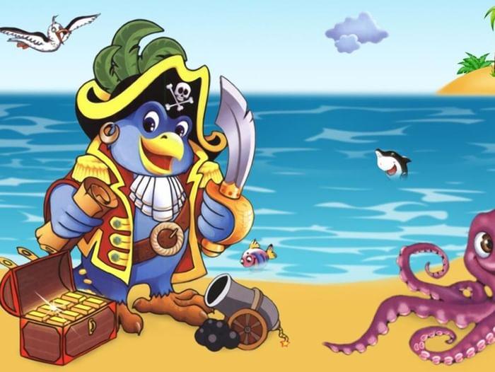 Игровая программа «День подражания пиратам»