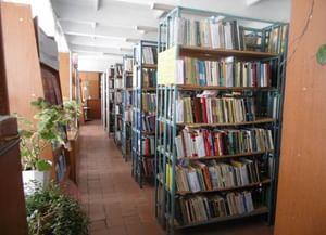 Шенталинская центральная районная библиотека