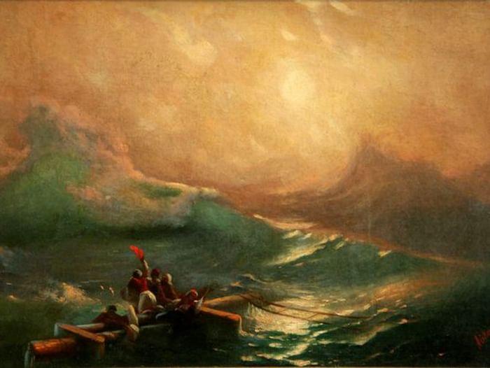 Выставка «Волны Чёрного моря: Айвазовский… и не только»