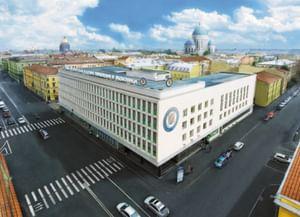 Открытый музей Санкт-Петербургской академии управления и экономики