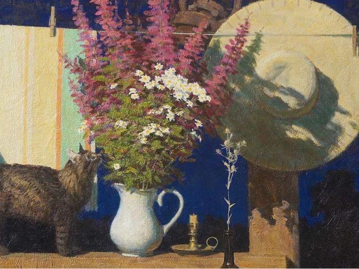Выставка «Игорь Панов. Картины, срисованные с сердца»