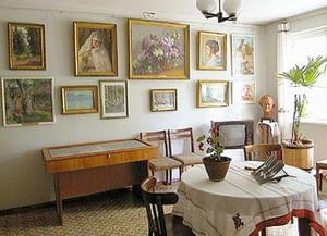 Мемориальный музей-квартира М. С.Спиридонова