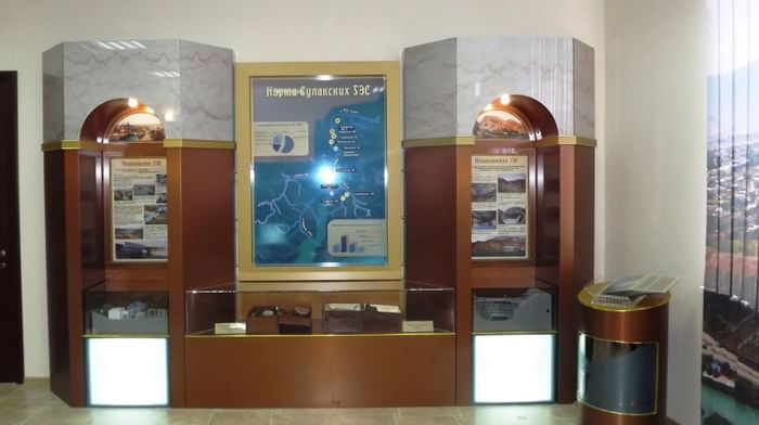 Литературно-мемориальный музей Г. Цадасы