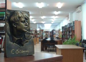 Центральная городская библиотека им. С. А. Есенина г. Липецк