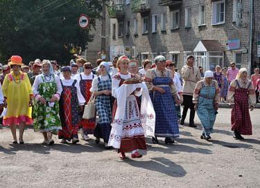 Фестиваль народного творчества «Северная Вятка»