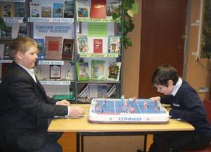 Старо-Ситненский библиотечно-информационный центр (филиал № 6)