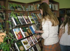 Библиотека-филиал № 8 г. Ступино