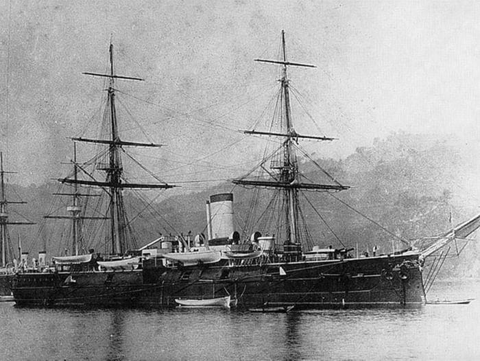 Исторический час «Легенда морского флота России»