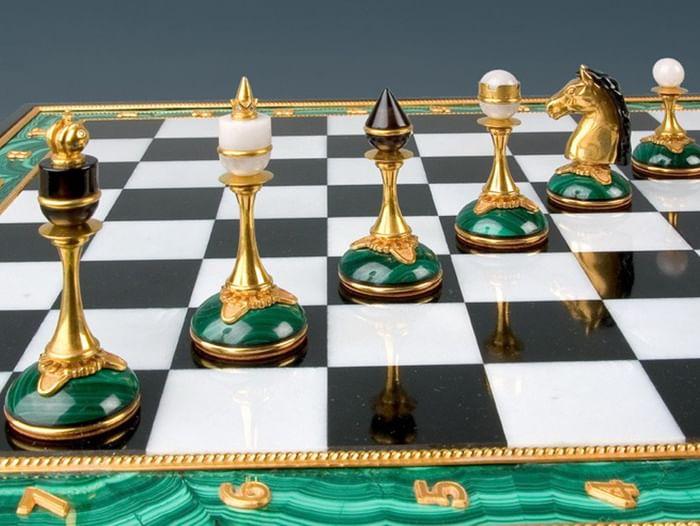 Выставка «Мир шахматных чудес»