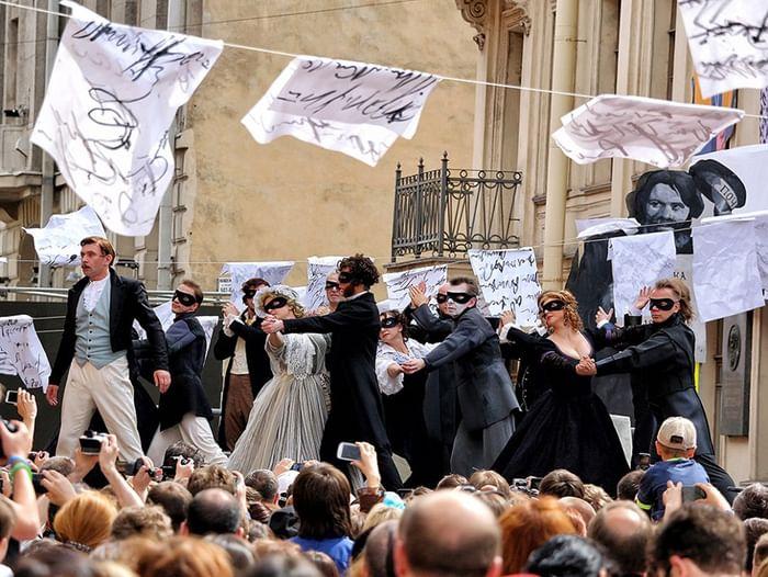 Праздник «Достоевский карнавал»