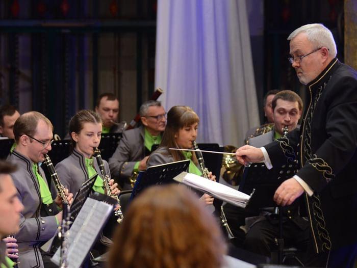 Гала-концерт «Духовой оркестр»