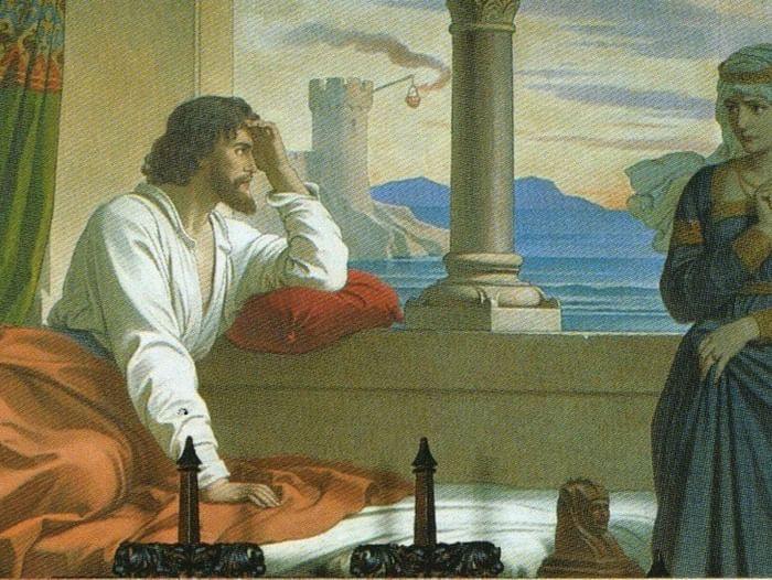 Спектакль «Тристан и Изольда»