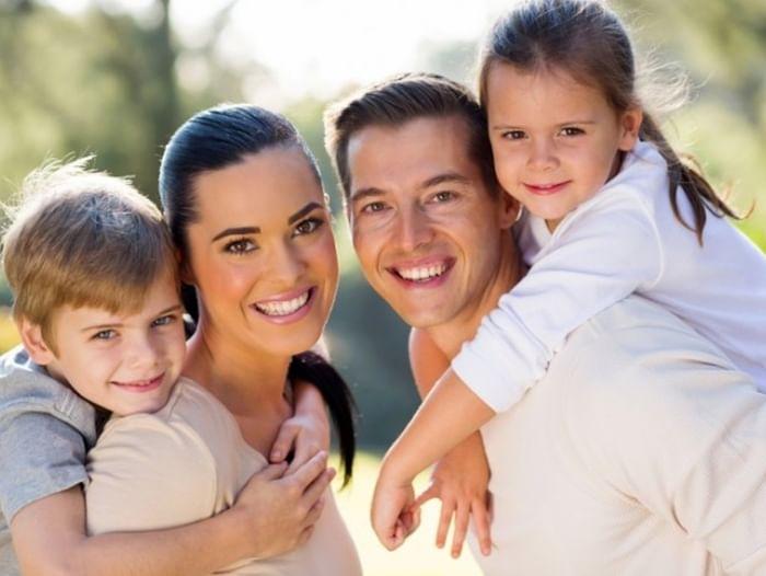 Урок гармонии «Семья – награда, что дороже клада»