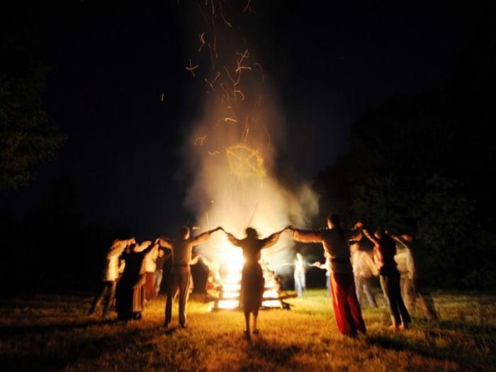 Праздник «Традиции наших предков: купальская ночь»