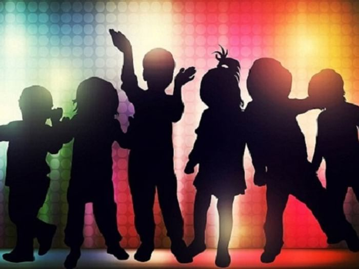 Дискотека «Детское пати»