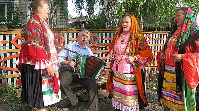 Частушки Добровского района Липецкой области
