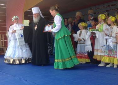 VII Межрегиональный фестиваль православного творчества «Чимеевская Святыня»
