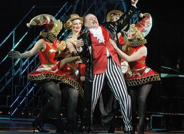 Спектакль «Принцесса цирка»