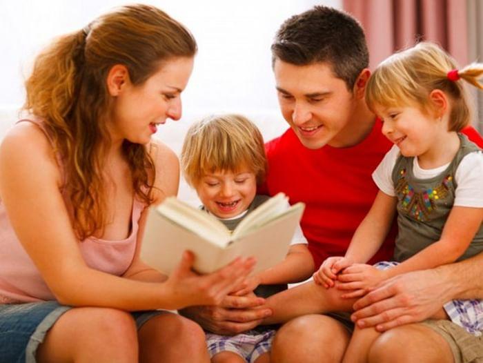 Книжная выставка «В кругу семьи»