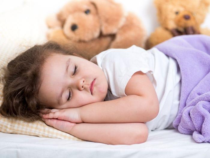 Семинар для родителей «Все, что нужно знать о сне ребенка»