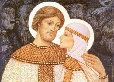 Встреча «День памяти святых Петра и Февронии»