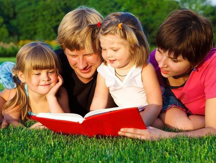 Акция «Неделя семейной книги»
