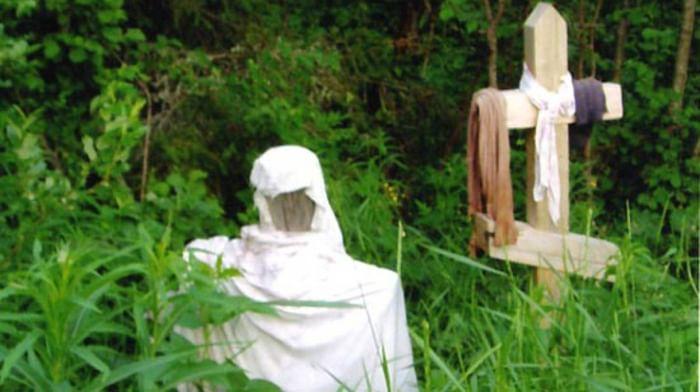 Традиция оветных крестов на Мезени