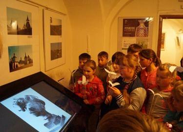 Выставка «Память о войне»