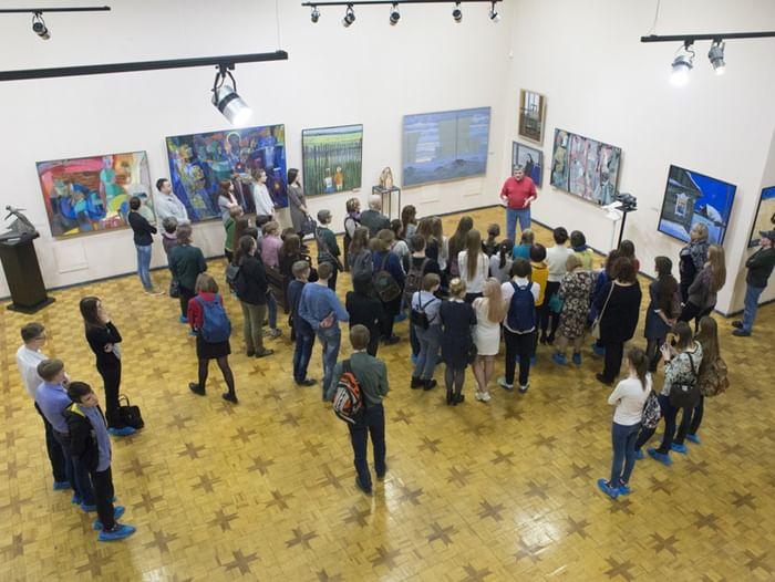 Выставка «Art week. Наше»