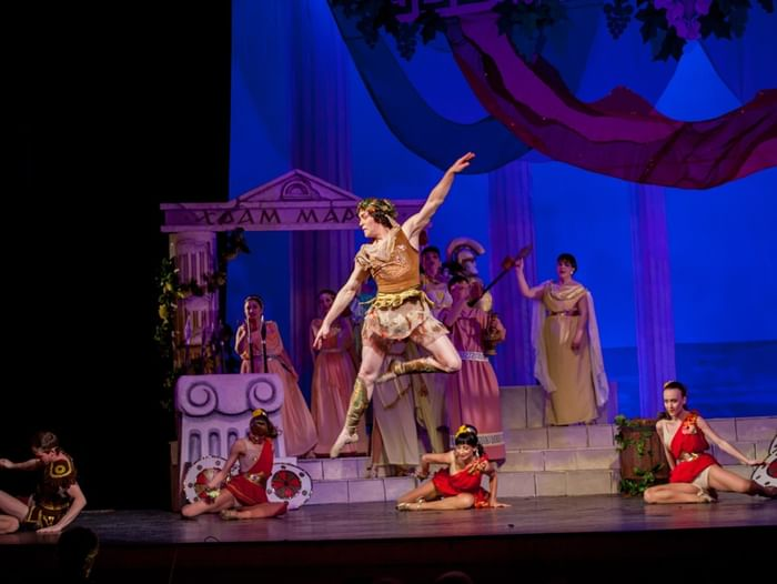 Оперетта «Прекрасная Елена»