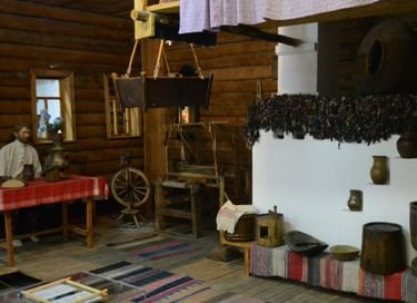 Экспозиция «Азиатская Россия: путешествие в этнографию»
