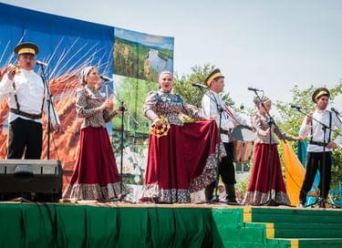 Фестиваль казачьей культуры «Забайкальскому краю – любо!»