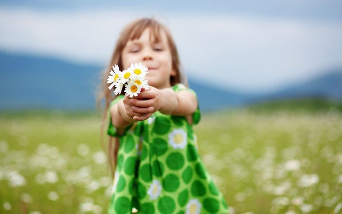 Доброта и счастье картинки