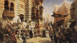 Любимый живописец Александра II
